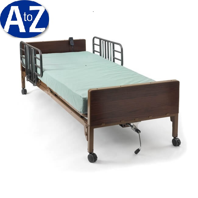 Semi-Electric Hospital Bed Rental