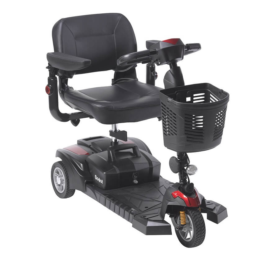 Heavy Duty Power Scooter