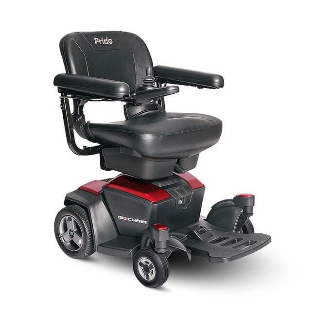 Portable Power Wheelchairs for Rent