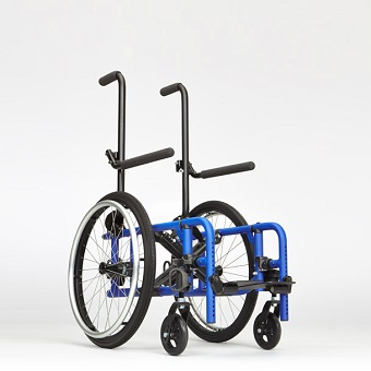 Pediatric Folding Custom Manual Wheelchair