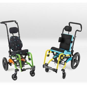 Pediatric Tilt-in-Space Manual Wheelchair