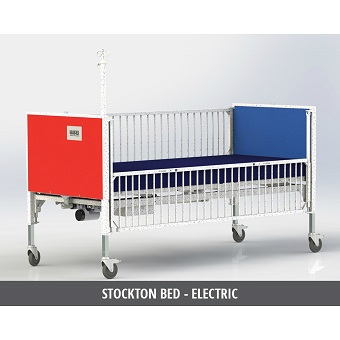 Pediatric Hospital Bed Electric Hi-Lo