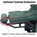 Golden Footrest Extension
